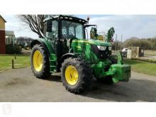 Tractor agrícola John Deere 6130R usado