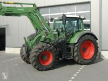 Tracteur agricole Fendt 724 Vario occasion