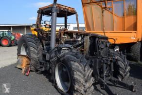Tarım traktörü Massey Ferguson 6480 *Brandschaden* ikinci el araç