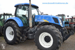 Tracteur agricole New Holland T 7040 occasion