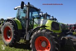 Mezőgazdasági traktor Claas Ares 826 RZ használt