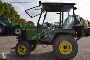 Tracteur agricole John Deere 755 occasion
