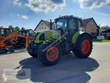 Tracteur agricole Claas Arion 640 occasion