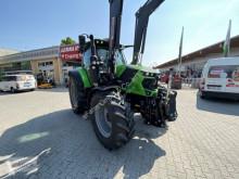 Tractor agrícola Deutz-Fahr 6130.4 TTV agrotron ttv 6130.4 usado
