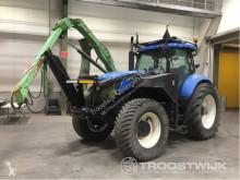 New Holland farm tractor
