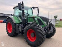 Zemědělský traktor Fendt Profi Plus 722 použitý