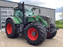Tractor agrícola Fendt 718 S4 Profi usado