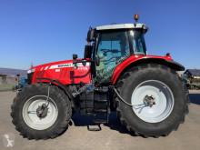 Massey Ferguson 7719 DynaVT Exclusive farm tractor used