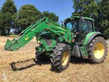 Tracteur agricole John Deere 6830 Premium occasion