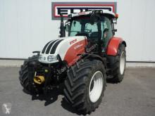 Mezőgazdasági traktor Steyr Profi 6135 használt