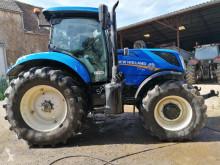 Mezőgazdasági traktor New Holland T7.190 használt
