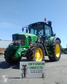 Tractor agrícola John Deere tracteur agricole 6530 usado