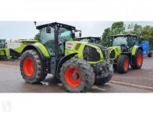 Tarım traktörü axion 850 t4f ikinci el araç