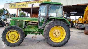 Tracteur agricole John Deere 3140 DT occasion
