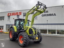 Tracteur agricole Claas Arion 660 C-Matic occasion