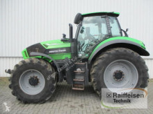 Tarım traktörü Deutz-Fahr 7250 TTV ikinci el araç