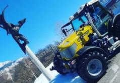 Tractor agrícola usado