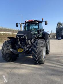 Deutz Warrior 7250 farm tractor used