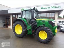 Tractor agrícola John Deere 6110 M usado