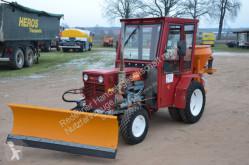 Holder P 60 Mini Traktor SCHILD+STREUER - WINTERDIENST Micro tracteur occasion