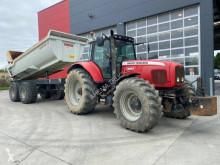 Tracteur agricole Massey Ferguson 6497