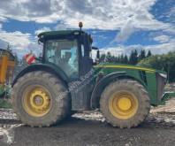 Tractor agrícola John Deere 8370R E23 usado
