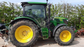 Tractor agrícola John Deere 6125R usado
