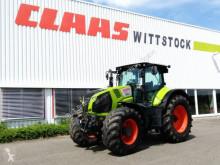 Tarım traktörü Claas Axion 870 cmatic ikinci el araç