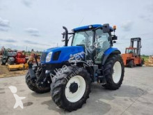 Tracteur agricole New Holland T6 - Tier 4A T6 165 occasion