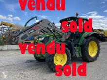 Tracteur agricole John Deere 6M 6120