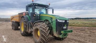 Tractor agrícola John Deere 8295R E23 Getriebe usado