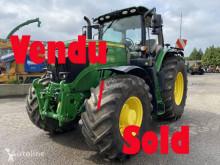 Trattore agricolo John Deere 6R 6215 R Command-Pro Auto-Power usato