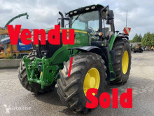 Tractor agrícola John Deere 6R 6215 R Command-Pro Auto-Power usado
