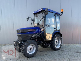 Micro tracteur Farmtrac 26 Kleintraktor mit Kabine und Ackerstollenbereifung