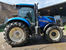 Tracteur agricole New Holland T7.190 EQUIPEMENT COMPLET D'ATTELAGE, BENNE, CROCHETS occasion