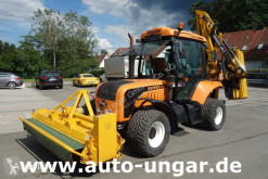 مساحات خضراء آلة تشذيب Aebi Schmidt BM Tractors Better 130 Slim mit McConnel Powerarm PA 53 Mulcher