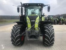 Tractor agrícola Claas ARION 530 CMATIC CIS + usado
