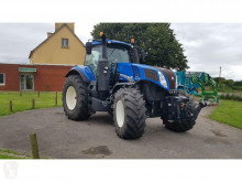 Tracteur agricole New Holland T8320 occasion
