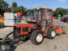 Antonio Carraro Carraro tigretrac Tigre 3800 HST Kabine Fronthydraulik Landwirtschaftstraktor gebrauchter