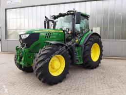 Mezőgazdasági traktor John Deere 6155R ULTIMATE használt