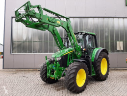 Tarım traktörü John Deere 6110M FRONTLADER ikinci el araç