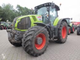 Claas Axion850 Cmatic Cebis farm tractor used