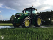 Tracteur agricole John Deere 6150r occasion