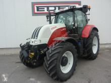 Tractor agrícola Steyr Puma 6175 CVT usado