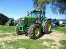 Tractor agrícola John Deere 6195 R Klima, Allrad, Öoad Sensing, 4 x DW usado