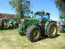 Tracteur agricole John Deere 6190 R, Klima, Allrad, Load Sensing, 50 Km/h occasion
