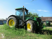 Tractor agrícola John Deere 7290 R, Klima, Allrad, Load Sensing, 6 x DW usado