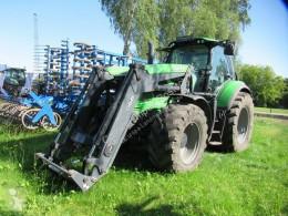 Tracteur agricole Deutz-Fahr 6165 4x4 Allrad, Frontlader Quicke Q 66, Klima occasion