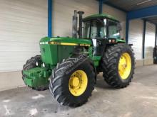 Tracteur agricole John Deere 4055 occasion