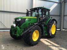 Tractor agrícola John Deere 6145R usado